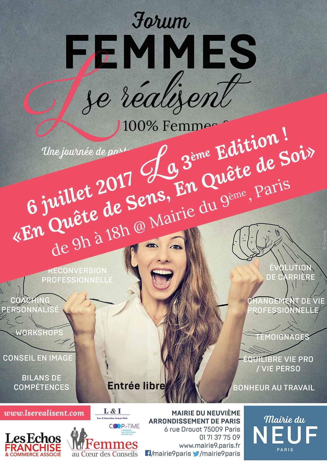 Affiche journée LSR du 06/07/2017