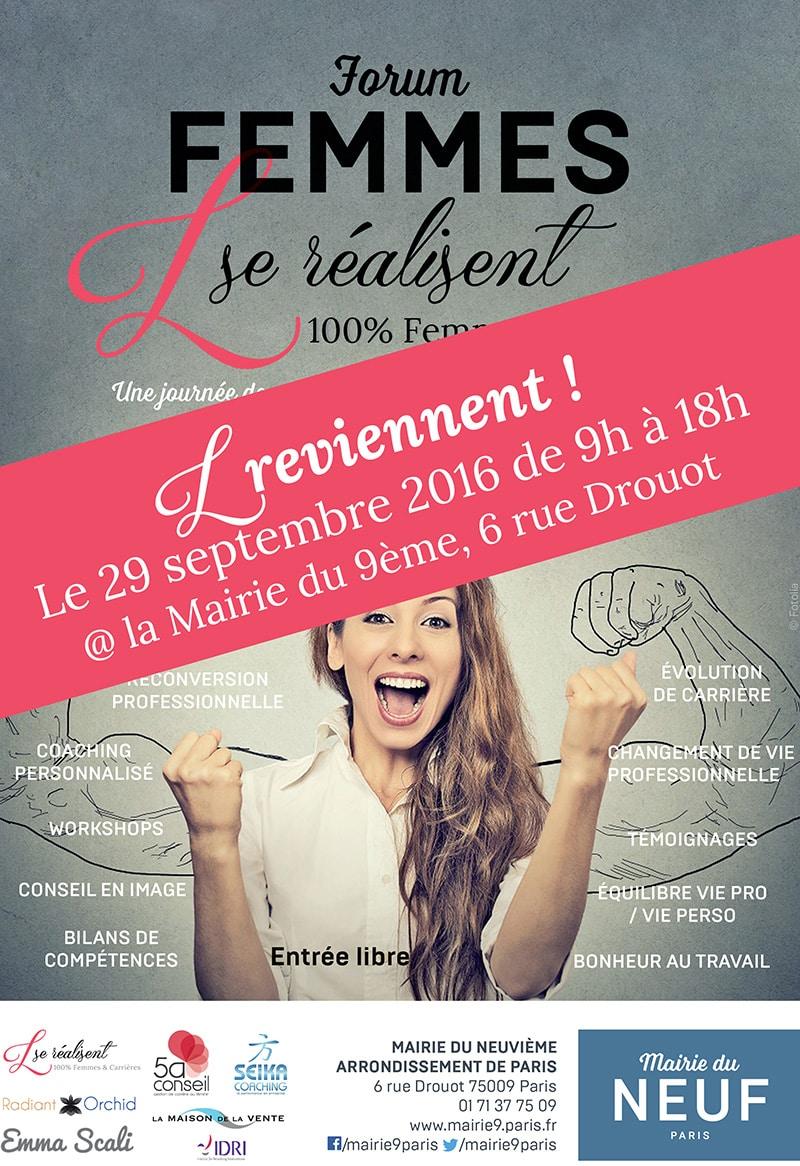 Affiche journée LSR du 29/09/2016