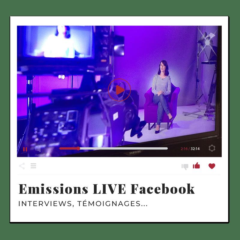 Videos Live Facebook