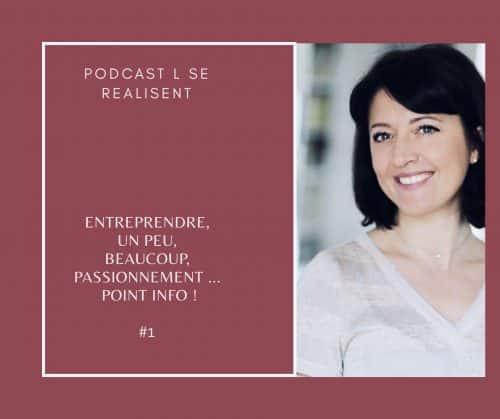 Podcast Cendrine Genty Episode 1 La voie est libre